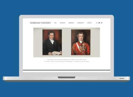 Siobhan Twomey Web Design